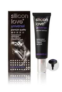 """ГЕЛЬ - ЛЮБРИКАНТ """"SILICON LOVE UNIVERSAL"""" 30г, силиконовый арт. LB-21001"""