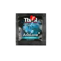 Крем-любрикант ANALOVE одноразовая упаковка 4г арт. LB-70024t