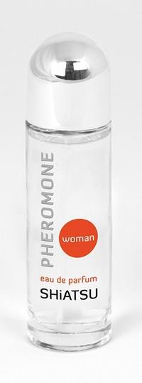 "ДУХИ ЖЕНСКИЕ с феромонами ""SHIATSU WOMAN"" 25 ml арт. 66102"