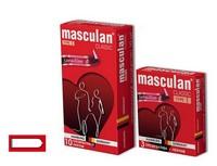 """ПРЕЗЕРВАТИВЫ """"MASCULAN 1 CLASSIC"""" (НЕЖНЫЕ) 3 штуки"""