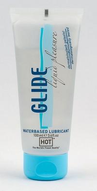 """СМАЗКА """"GLIDE"""" на водной основе 100мл арт. 44025"""