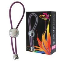 Кольцо эрекционное ЛАССО цвет фиолетовый арт. EE-10179-5
