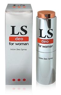 LOVESPRAY DEO интим - дезодорант для женщин 18мл арт. LB-18003