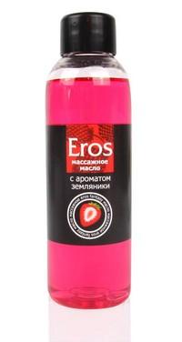 Масло массажное EROS FANTASY (с ароматом земляники) флакон 75 мл арт. LB-13015