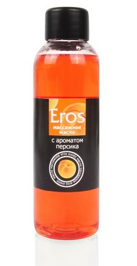 "МАСЛО МАССАЖНОЕ ""EROS EXOTIC"" (с ароматом персика) флакон 75 мл арт. LB-13016"